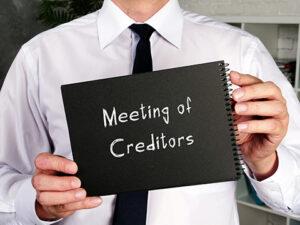 341 Meeting Of Creditors.